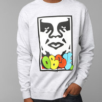 Urban Outfitters - OBEY X COPE2 Takeover Pullover Sweatshirt
