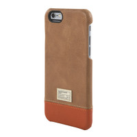 Hex: Focus Case For iPhone 6 - Brown Leather (HX1752-BRWN)
