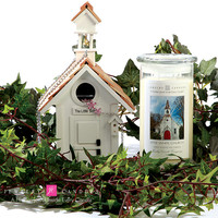 Little White Church Jewelry Candle - Limited Jewels & Ring Sizes!