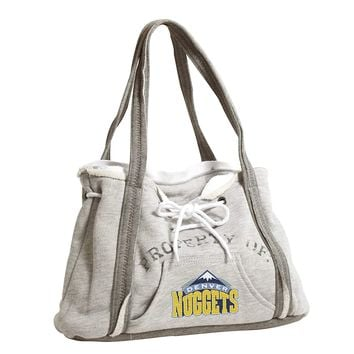 Denver Nuggets Lifestyle Logo Hoodie Purse