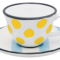 Mix Me Teacup & Saucer, Tea Cups & Saucers