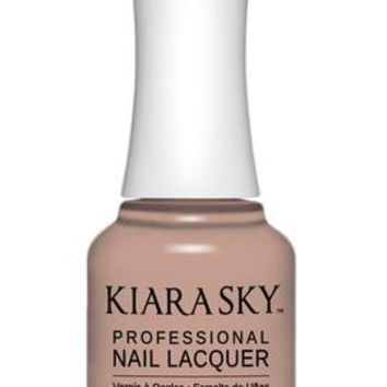Kiara Sky Polish Nude Swings N530