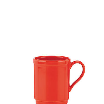Kate Spade Sculpted Scallop Mug