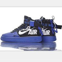 One-nice™ Boys x Nike SF Air Force 1 Mid QS High-Tops Man Sports Shoes H-PSXY