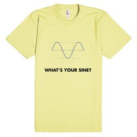 What's Your Sine