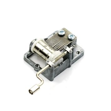 Hogwarts Music box in Music Boxes Key Chains Game of Thrones Hand Crank Metal Music Box Special Souvenir Can DIY Birthday Gifts