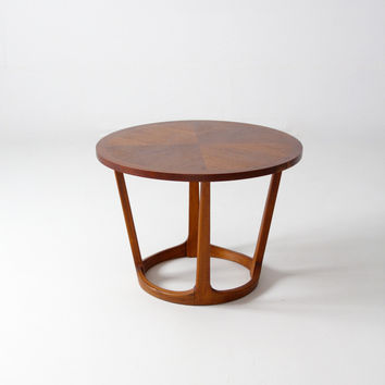 1960s Lane end table design by Adrian Pearsall