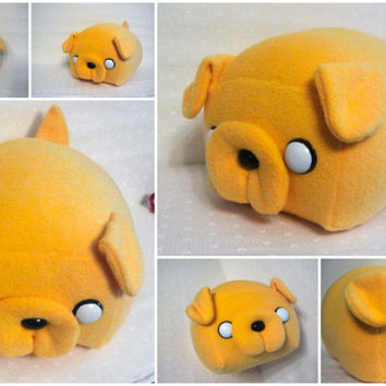 Large Jake the Plush Dog Loaf