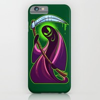 Reap iPhone & iPod Case by Artistic Dyslexia | Society6
