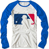 Unisex Cute MLB Baseball Tee
