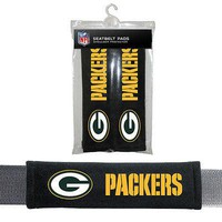 Green Bay Packers Seatbelt Shoulder Protector Pads