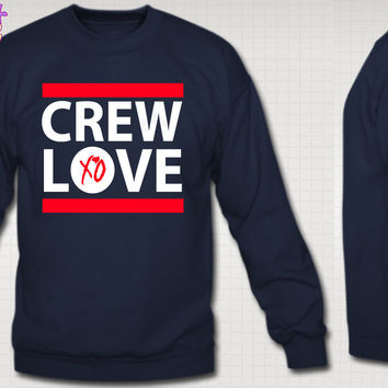 Crew Love Crew Neck Sweatshirt