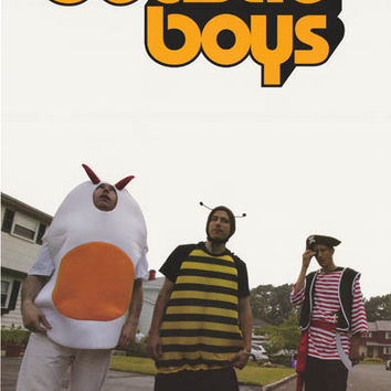 Beastie Boys Every Day Is Halloween 2002 Poster 22x34