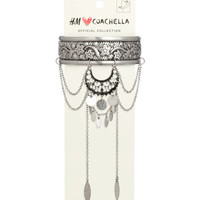 Arm Cuff with Pendants - from H&M