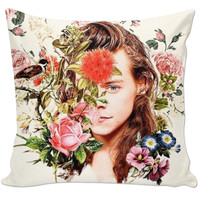 Harry styles throw pillowcase