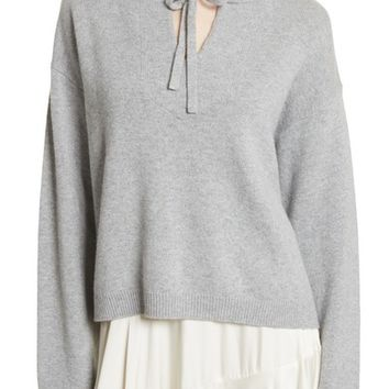 Elizabeth and James Margot Cashmere Hoodie | Nordstrom