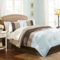 Better Homes and Gardens Comforter Set Collection, Tradewinds - Walmart.com