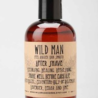 Wild Rose Herbs Wild Man After Shave