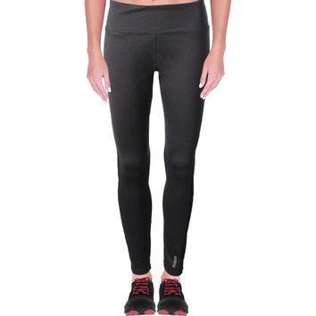 Reebok Womens Zoom Yoga Fitness Athletic Leggings