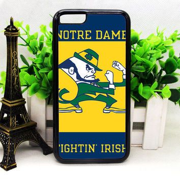 NOTRE DAME FIGHTING IRISH IPHONE 6 | 6 PLUS | 6S | 6S PLUS CASES
