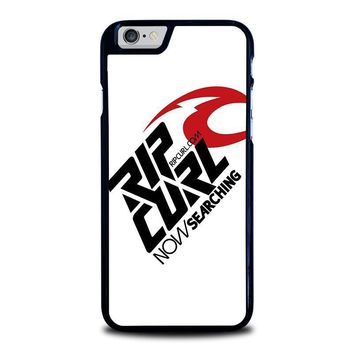 rip curl surfing iphone 6 6s case cover  number 1