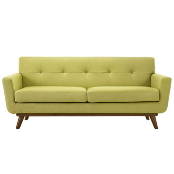 Engage Loveseat - Wheatgrass