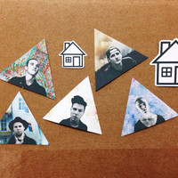 The Neighbourhood Stickers (set of 7)