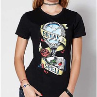 Tattoo Beauty and the Beast T Shirt - Disney - Spencer's