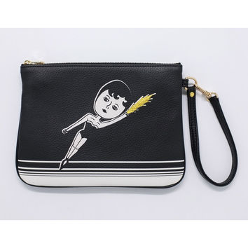 Oohlala Wonder aurore strap pouch