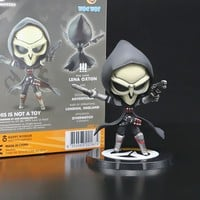 Overwatch Mini Reaper Figure (Classic/Wight Skin)