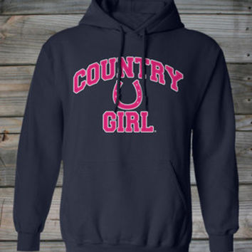 Country Girl Hoodies | Hoodies for Women | Country Hooded Sweatshirts