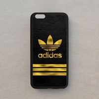 Best Adidas.Gold Logo iPhone 7 and 7 Plus Hard Plastic Protect Case