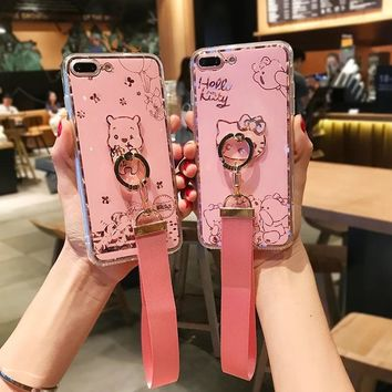 Cute Phone Case & Straps For All iPhones