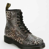 Dr. Martens 1460 Leopard Print 8-Eye Boot- Brown Multi