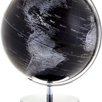 Z Gallerie - World Globe - Black