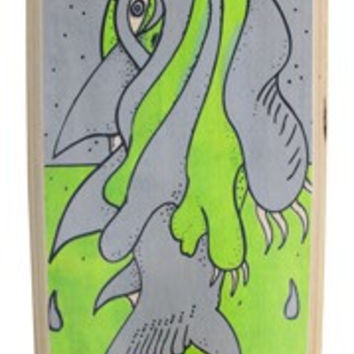 Comet Grease Shark 38 Complete Longboard 9.875x38