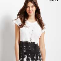 Aeropostale  Inky Graphic Tunic