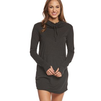 TYR Women's Zoe Hooded Dress Cover Up at SwimOutlet.com - Free Shipping