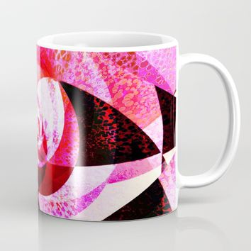 Raspberry chocolate Mug by Jeanette Rietz
