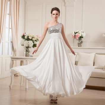 Elegant Long Prom Dresses Special Occasion Dresses Party Gown Evening Dress = 4769396676