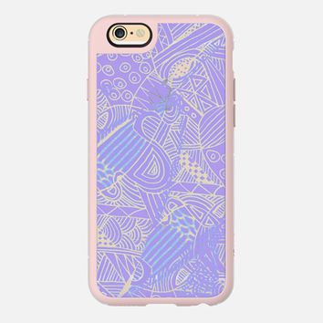 lilac iPhone 6 case by Marianna   Casetify