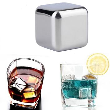 Stainless Steel Ice Cubes Coolers
