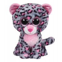 TY Beanie Boos Tasha the Leopard Small 6""