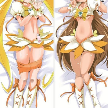 New  Pretty Cure Anime Dakimakura Japanese Pillow Cover ContestSeventyNine 3