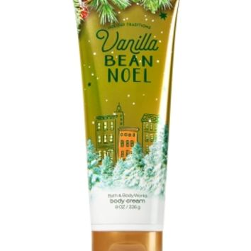 Ultra Shea Body Cream Vanilla Bean Noel