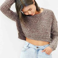 Ecote Amelia Cropped Sweater