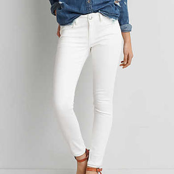 AEO Denim X Jegging, Gleam White
