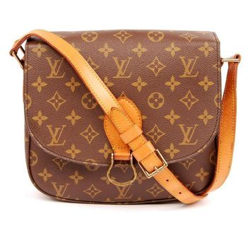 Louis Vuitton Saint Cloud Cross Body Bag 5534