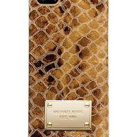 MICHAEL Michael Kors iPhone 5 Case, Python Print