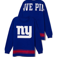 New York Giants Varsity Crew - PINK - Victoria's Secret